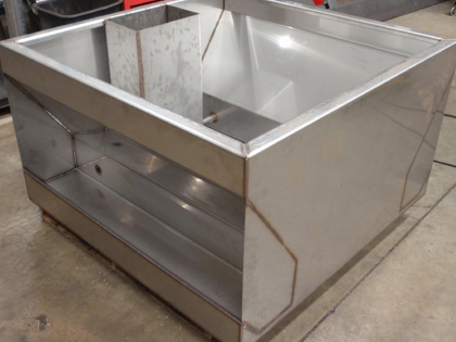 Stainless Steel Watering Tank